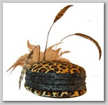 Leopard Spotted Hat